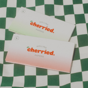 Cherried Rolling Papers for Hemp Cigarettes | Iremia CBD